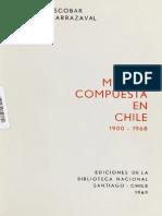 Música compuesta en Chile