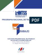 Guia Implementacion Teletrabajo