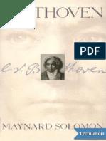 Beethoven - Maynard Solomon