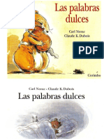 Cuento Las Palabras Dulces - Global Infancia
