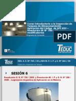 SESION N° 6 Rev 2011 - TEDUC
