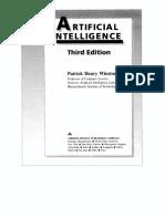 Artificial Intelligence Patrick Henry Winston Pdf