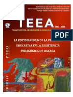 TEEA 2017-2018