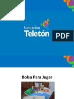Bolsa Para Jugar - Fundación Teletón
