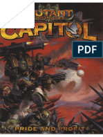 RPG.MutantChronicles Capitol + Bauhaus