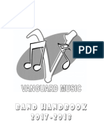 vg band handbook 17-18