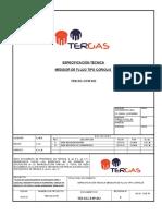 TER DG I ESP 012_B Med. Flujo Coriolis