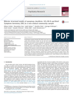 (Urbán et al.2016) Bifactor structural model