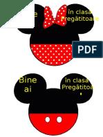 Mickey Cu Magnet