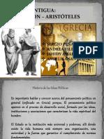 Historia Ideas Politicas Platon Aristoteles