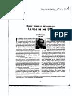 Piña, J. - A.1991 - Modos y Temas Del Teatro Chileno...Los 80