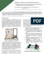Info Calor, Placas -Tubos