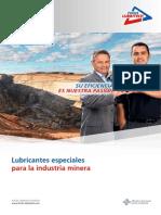 Catálogo Para La Industrian Minera Fuchs Lubritech