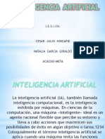 diapositiva de la inteligencia artificial