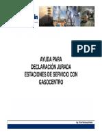 Ayuda PDJ EESS Con Gasocentro