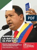 Ahora la batalla es x el si, Chavez 2007.pdf