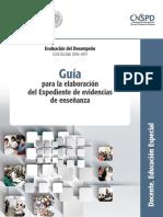 69_Guía_para_la_elaboración_del_Expediente_de_evidencias_de_enseñanza_Docente_Educación_Especial.pdf