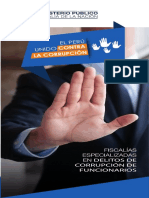 Fiscalia Especializada en Delitos de Corrupcion de Funcionarios