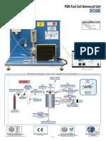 PEM Fuel Cell Advanced Unit-EC6B