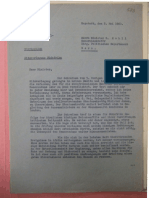 2. Post-Sharpeville Letter + Memo in English on Moving HQ