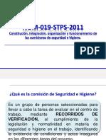 NOM-019-STPS-2011-