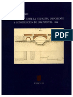 Lucio del Valle_Memoria sobre la Situación, Disposición y Construcción de los Puentes 1844