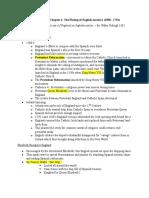 AP U.S History Chapter 2 Outline
