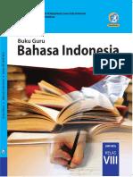 Buku Guru Bahasa Indonesia Kelas VIII