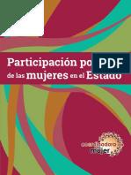Participación política de las mujeres en el Estado