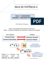 Aula 9 - Conversor Flyback