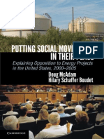 (Cambridge Studies in Contentious Politics) Professor Doug McAdam, Hilary Boudet-Putting Social Movements in Their Place_ Explaining Opposition to Energy Projects in the United States, 2000-2005-Cambr