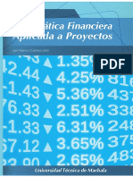Matematicas Financiera Aplicada a Proyectos
