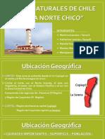 Zonas Naturales de Chile - Norte Chico