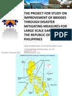 04 Seismic Design - Comparison Matrix DPWH-LRFD BSDS