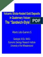 10 Sandwich-style Mineralization Q Volcanoes