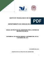 Manual de PRACTICAS de Mecánica de Suelos (1)