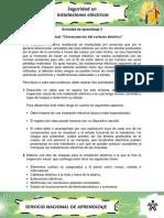 Evidencia AA3 Sesion Virtual Consecuencias Del Contacto Electrico