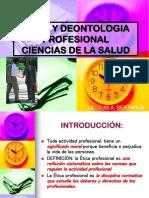 Ética y Odontología Profesional