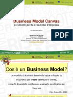 Business Model Canvas Verteramo - 03 Dic 2014