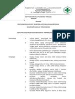 1.2.5.10.SK Kepala Puskesmas Tentang Penerapan Manajemen Risiko Baik Dalam Pelaksanaan Program Maupun Pelayanan Di Puskesmas