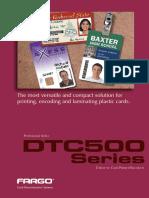 Fargo DTC500