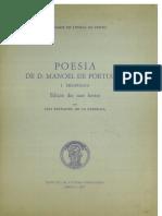 Poesia Prophana