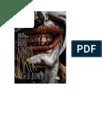 The Joker Novela Gráfica