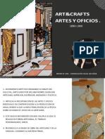 Art& Craf Artes y Oficios . (1)