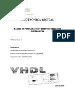 Practica 1 MANEJO DE PROGRAMACION Y DISEÑO DE CIRCUITOS ELECTRONICOS