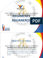 Regímenes Aduaneros Watermark