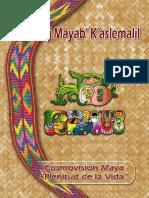 Libro Cosmovision Maya