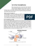 Basic Guide IEM