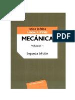 Fisica Teorica - Mecanica, L. D. Landau & E. M