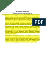 Contrapunto, Johann Joseph Fux, Traducción